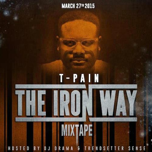 T-Pain ft. Audio Push – Sun Goes Down