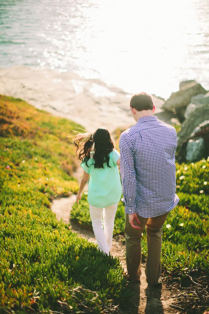 Santa Cruz, Engagement Photos, Beach engagement