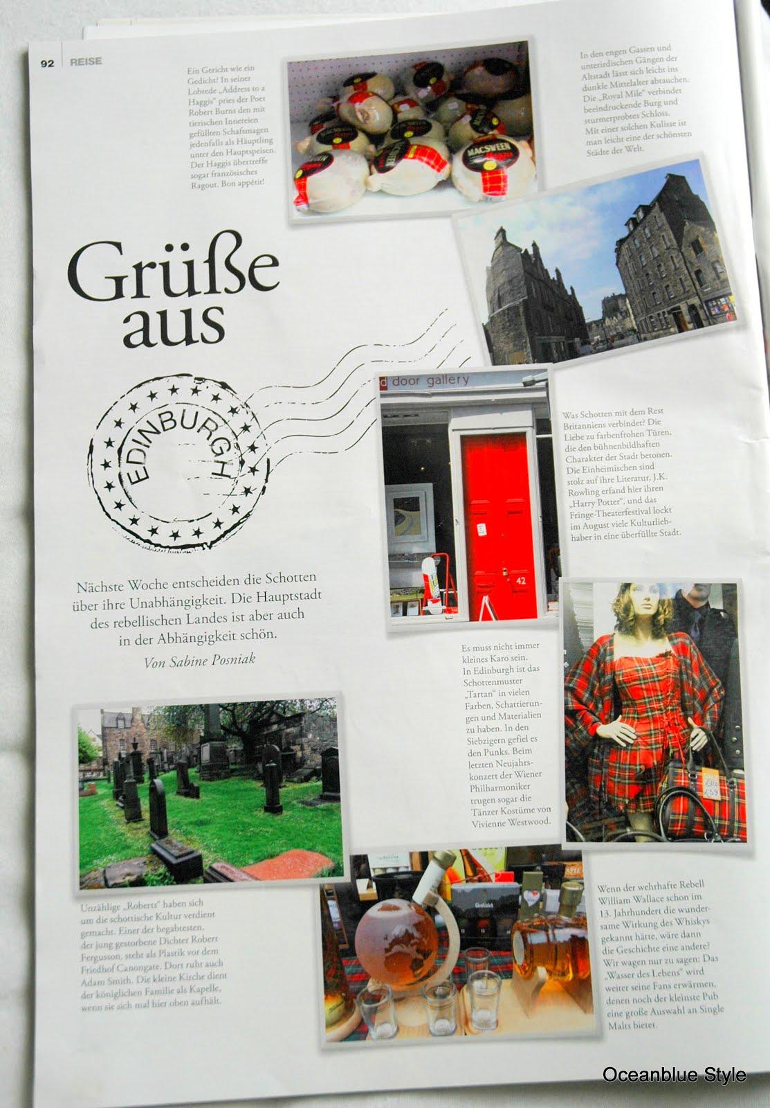 "FAZ Magazin ""Mode"""
