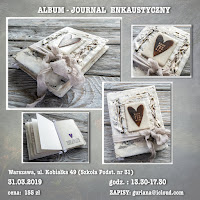 Warszawa, Kobiałka  Journal album enkaustyczny