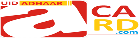 UID Aadhar Card - Apply Aadhaar Card | Check Aadhar Status; Download Aadhar Card / Application Form