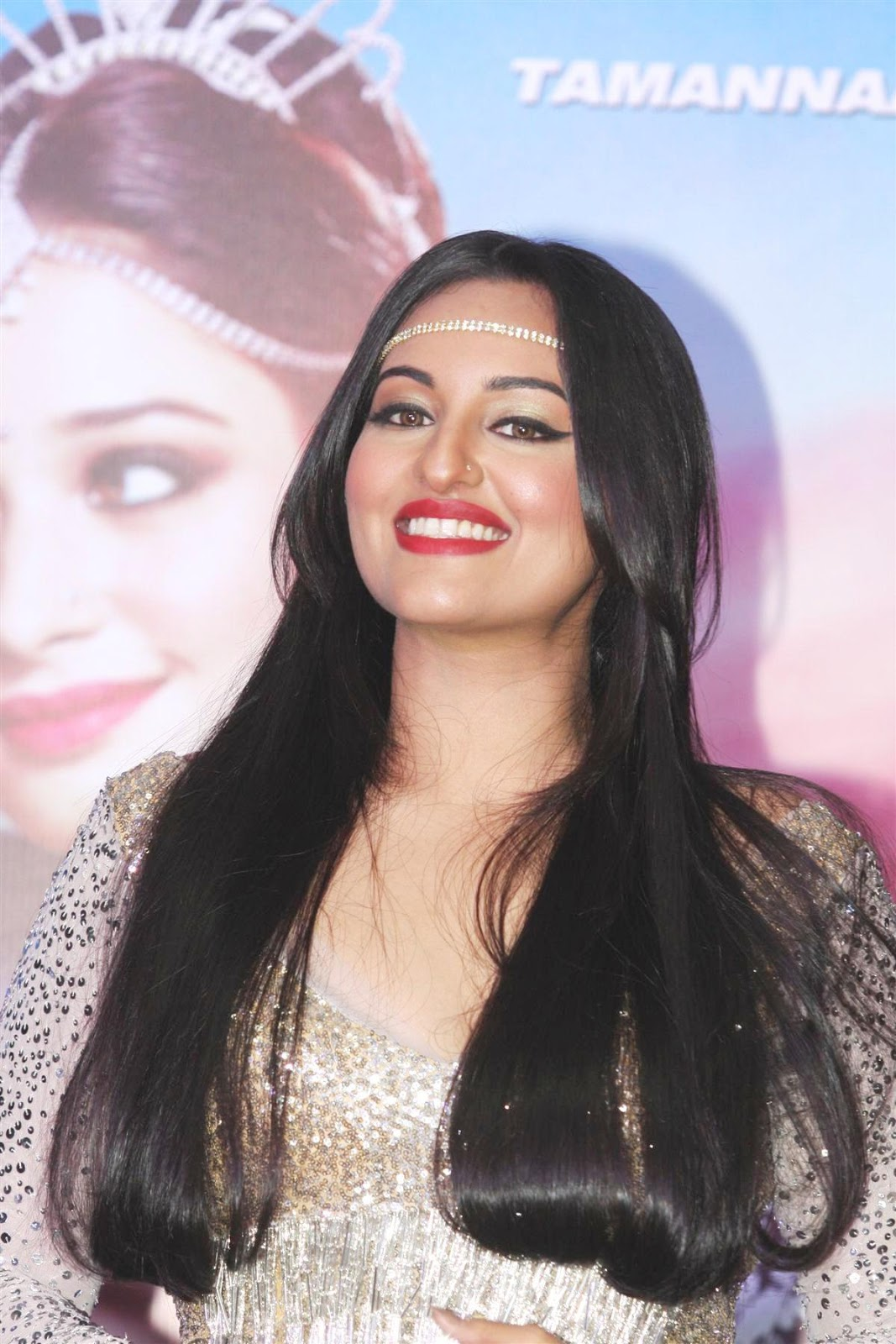 """Sonakshi Sinha Lunches Himmatwala Song - """"Thanks God Its ..."""