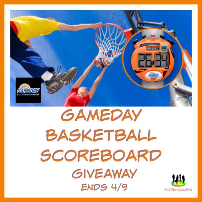 GameDAY Basketball Scoreboard