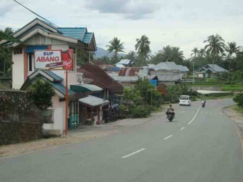 Lokasi warung sup abang cupak di kabupaten solok
