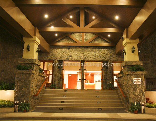 Azalea Residences entrance
