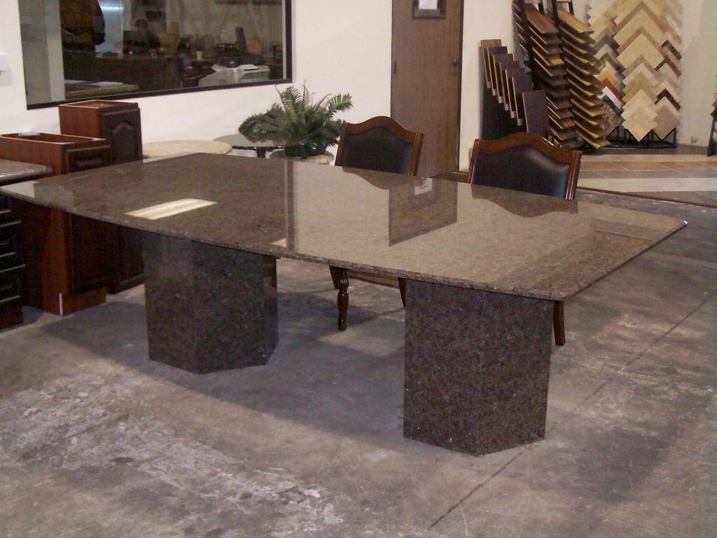 Marmoraria copacabana mesas em m rmore e granito - Mesa de granito ...
