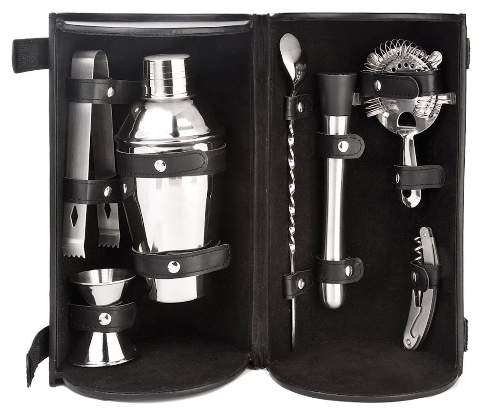 Barmaster S Pro Bar Travel Set