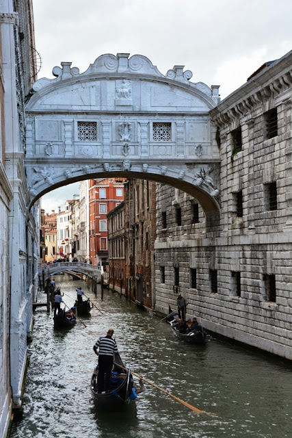 Palazzo Ducale Venice Bridge of Sighs
