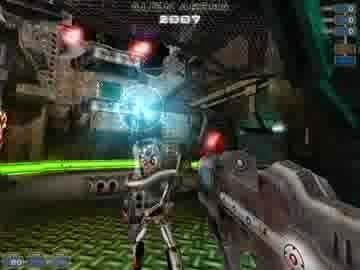Game Alien Arena