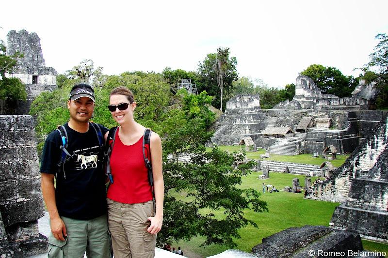 Tikal Great Plaza Guatemala