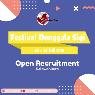 FESTIVAL DONGGALA SIGI