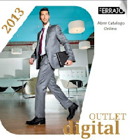 Catalogo andrea outlet 2013 caballero