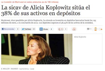 SICAV-morinvest-alicia-koplowitz