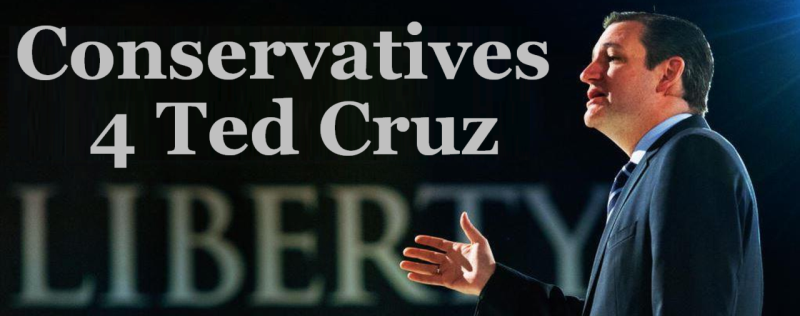 Conservatives 4 Ted Cruz