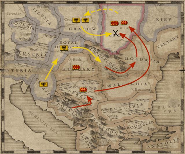 Великая Турецкая война 1682