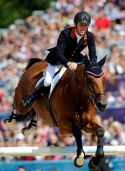 Great Britain Equestrian Fashion♡ London Olympics 2012