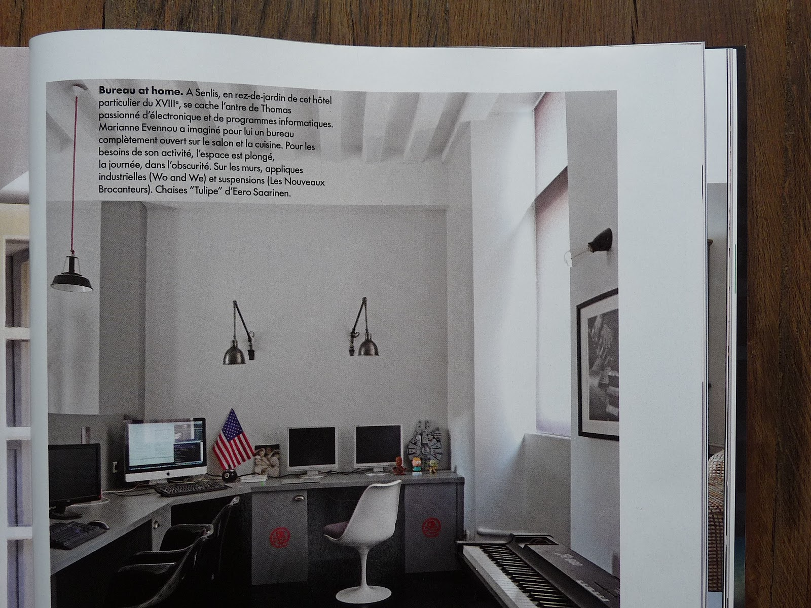 Wo and w collection wo w collection dans elle for Decoration lumignon 8 decembre