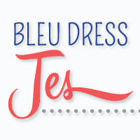 Bleu Dress Jes