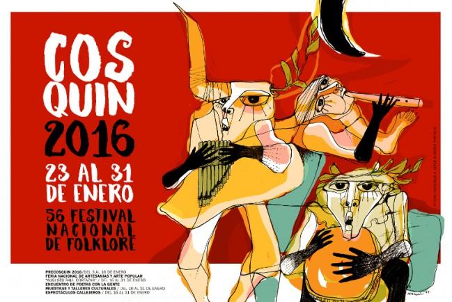 56º Festival Nacional de Folklore