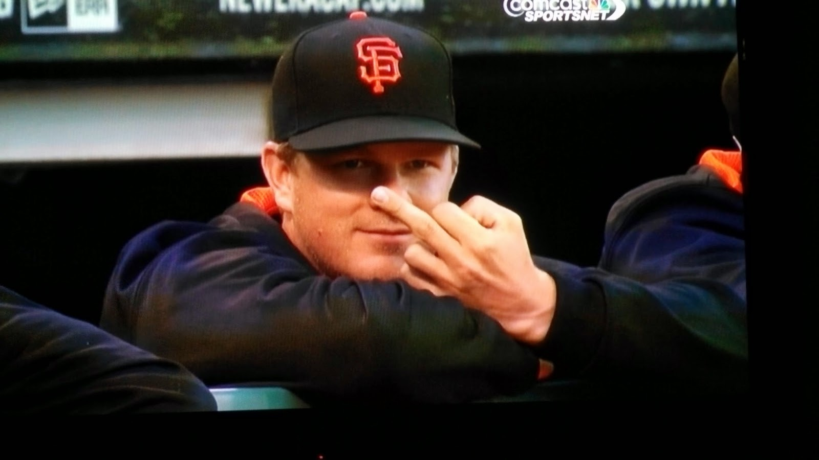 Sons of Steve Garvey: And Now a Message from Matt Cain