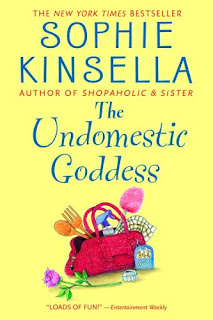 Review: The Undomestic Goddess by Sophie Kinsella