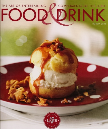 LCBO Recipes Food and Drink My Complete Lack of Boundaries.: Foodie ...