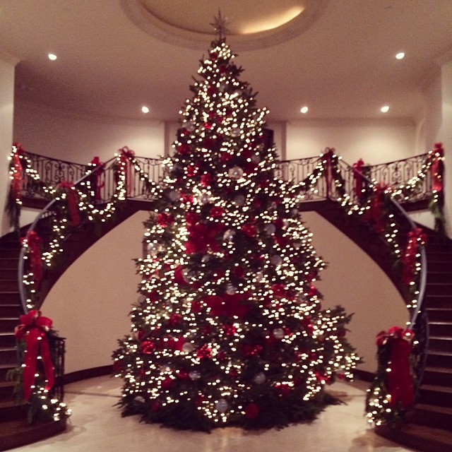 The Best Of Celebrity Christmas Trees @krisjenner - Cool Chic Style Fashion