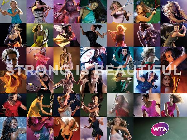 WTA FAN GIRL