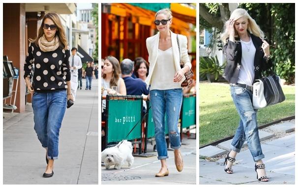Modası Geldi: Boyfriend Jeans