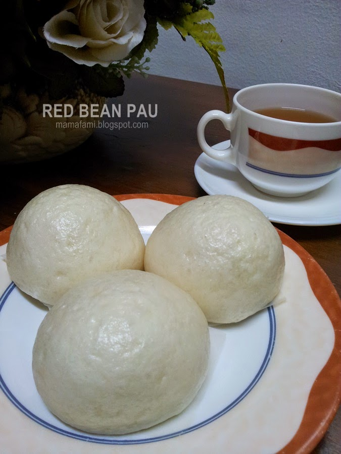 red bean pau