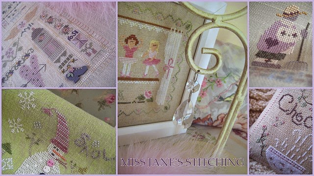 Miss Jane's Stitching
