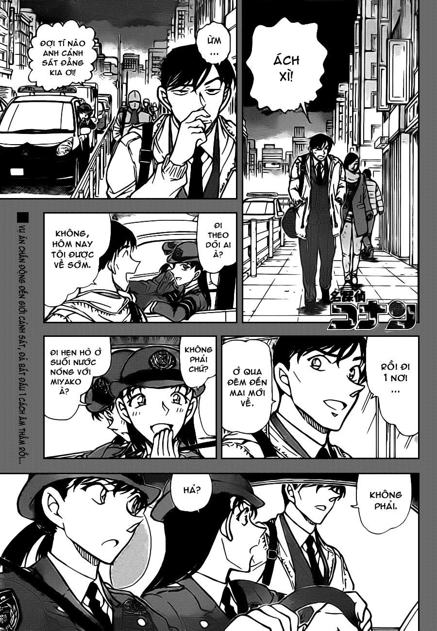 Thám Tử Lừng Danh Conan - Chapter 804 - Pic 1