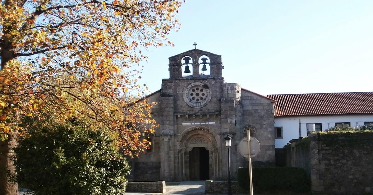 1000 lugares en galicia iglesia rom nica de santa mar a de cambre a coru a el exterior la - Casas en cambre ...