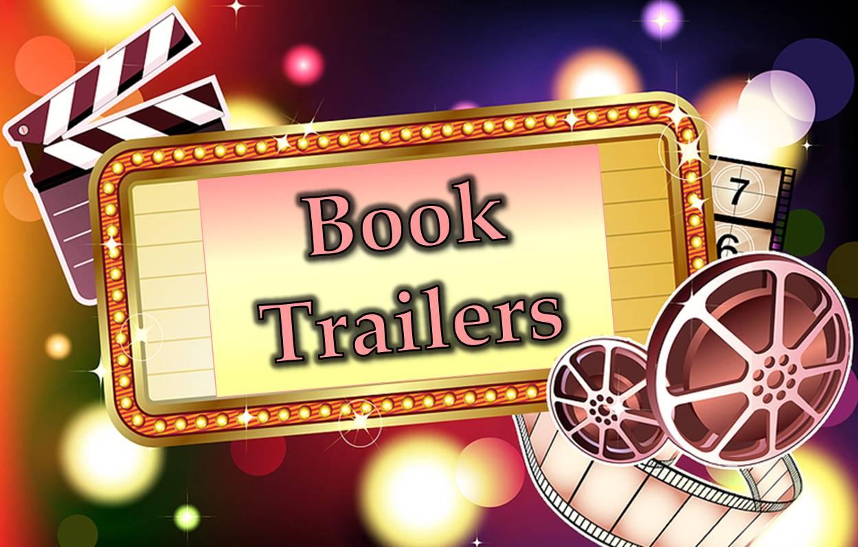 Assista Aos Book Trailers dos Meus Livros