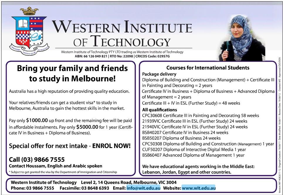 Western institute of tecchnology %25D8%25A7%25D8%25B3%25D8%25AA%25D8%25B1%25D8%25A7%25D9%2584%25D9%258A%25D8%25A7