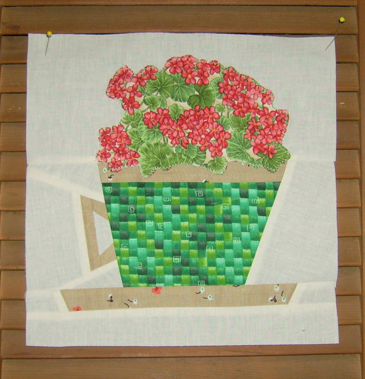 Vroomans Quilts Spring Blocks