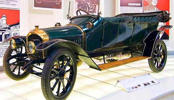 1910 Audi Type A