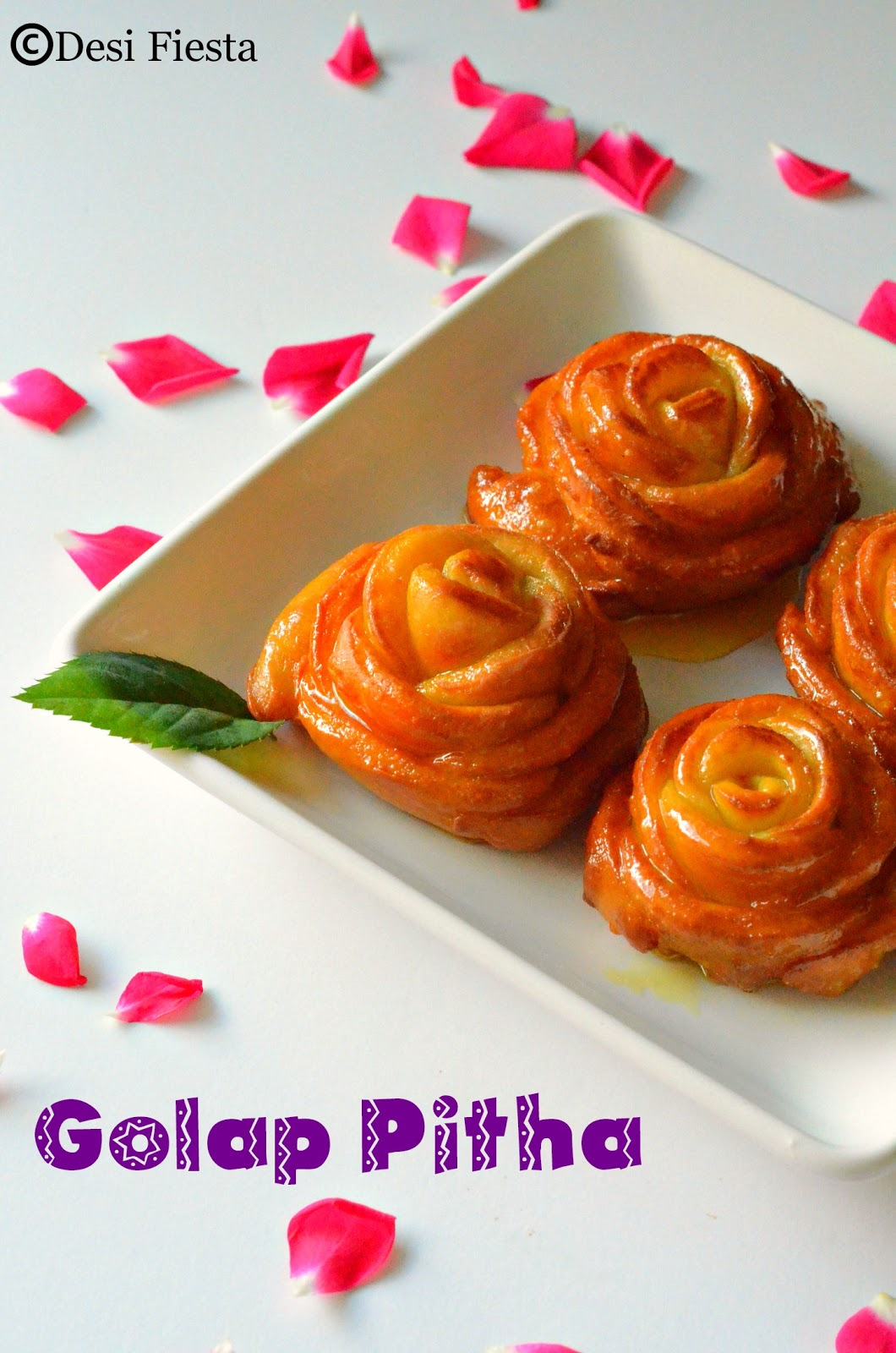 Bangladeshi pitha recipes