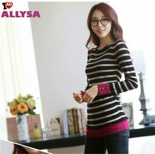 Sweater Rajut Korea Bandung 13