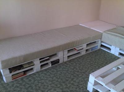 Cara Membuat Sofa Dan Meja Dari Kayu Pallet Bekas Radium Jual