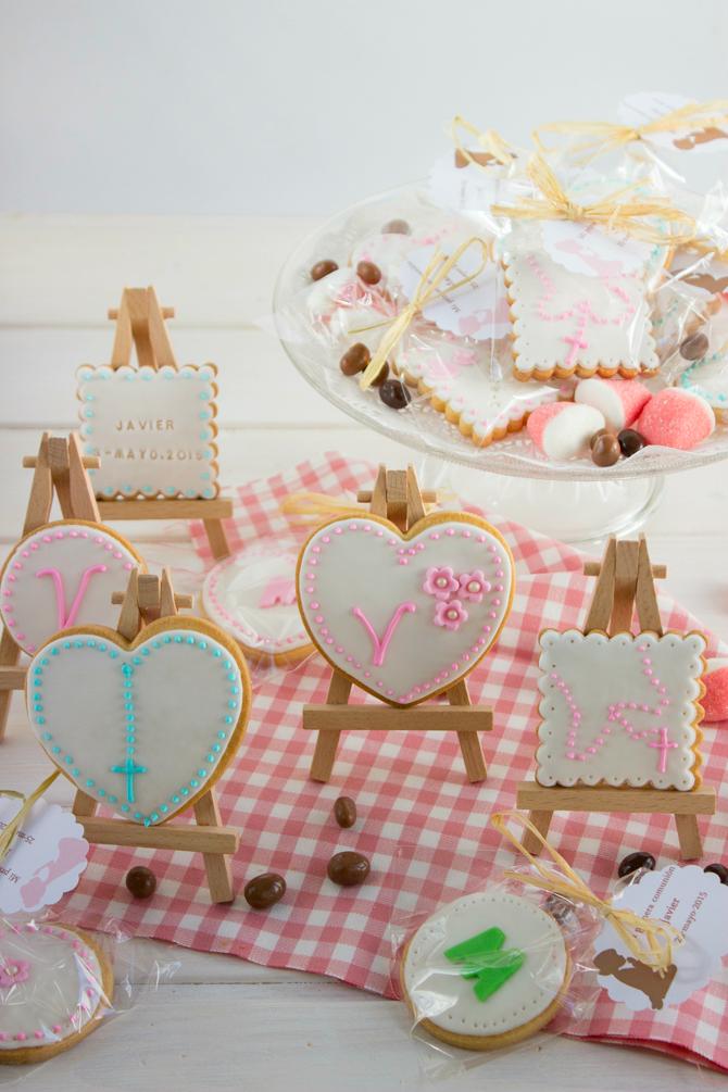 cómo decorar galletas de forma fácil y sencilla