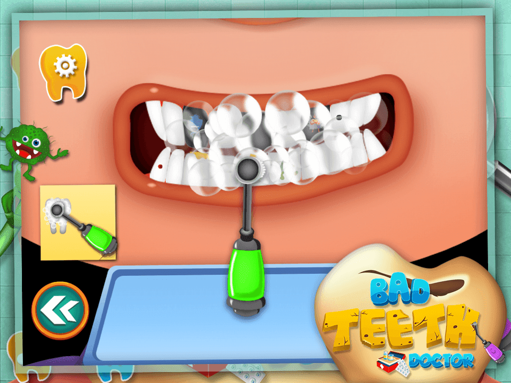dentist game for kids