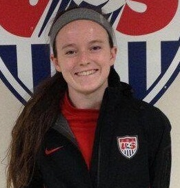 Rose Lavelle U20 WNT 12 Nations Tournament in Spain
