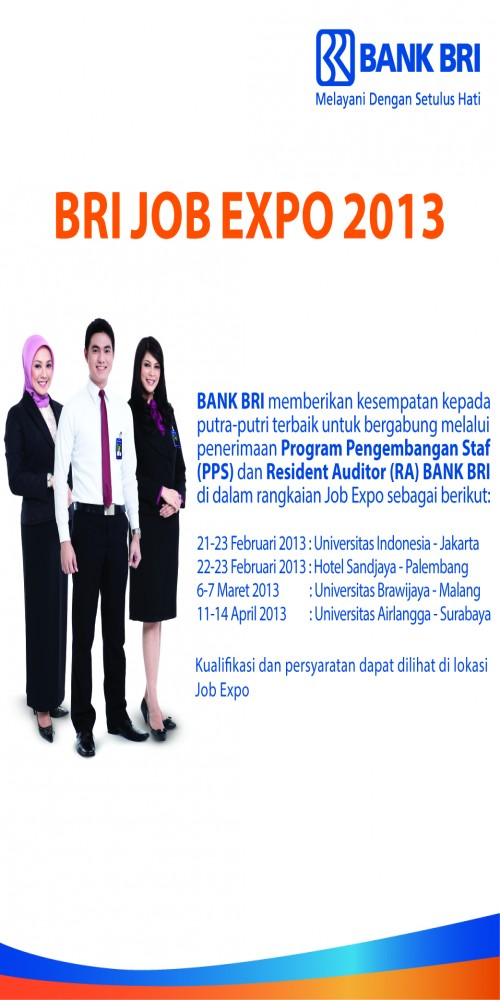 JOB EXPO BRI 2013