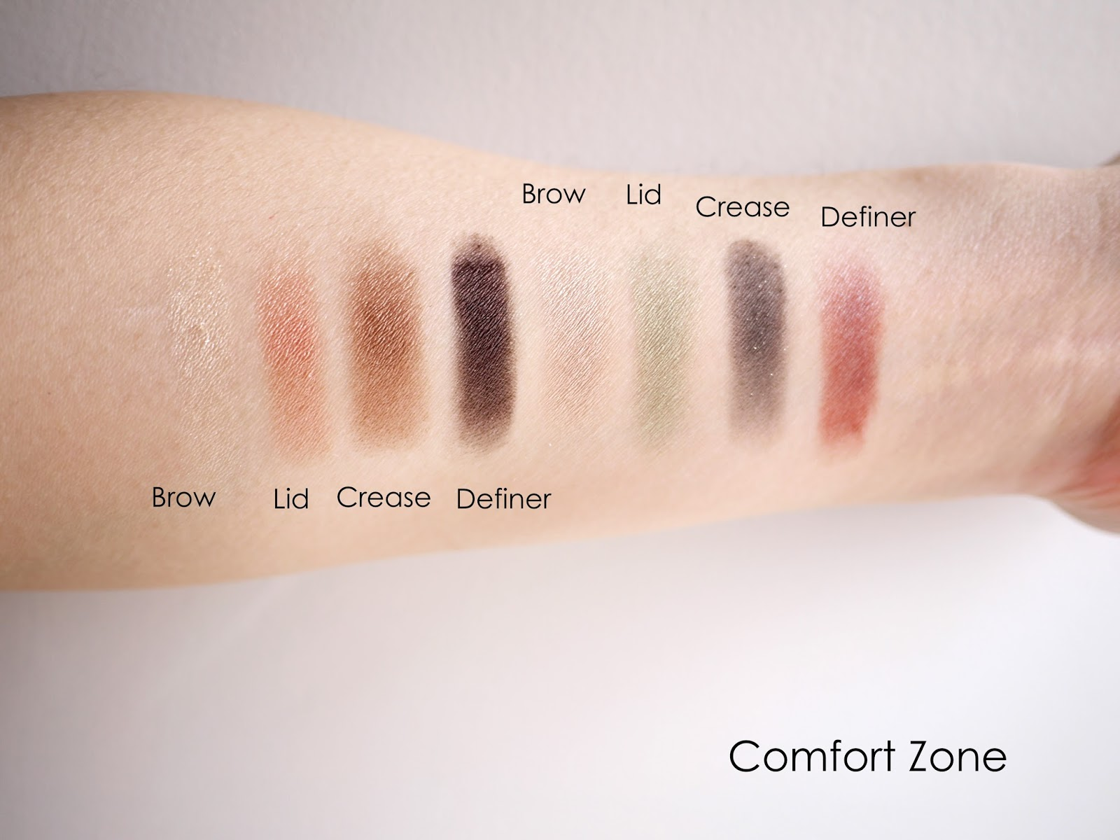 Do you need the wet n wild color icon shadow 8 palette comfort zone swatches and review