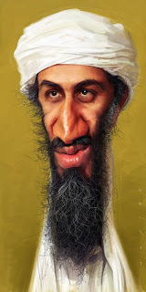 Gambar Osama kekal sulit