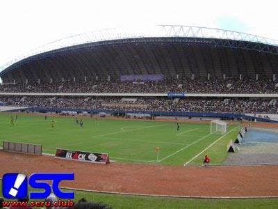 Stadion Gelora Sriwijaya Jakabaring - Palembang