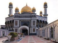Jame' Asr Hassanil Bolkiah Mosque (Kiarong Mosque)