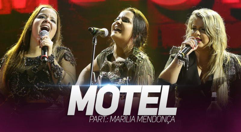 Maiara e Maraisa - Motel Part. Marilia Mendonça