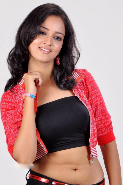 spicy actress shanvi sexy stills